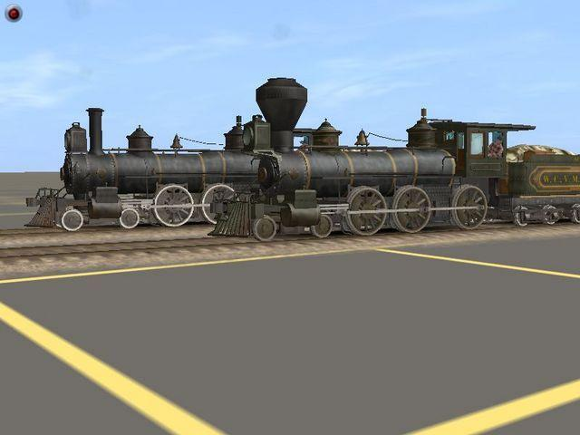 Old 4-6-0s