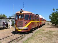 RM93 at Black Bull, Queensland, 29SEP07