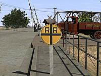 crossing sign 1