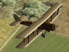 DH-4 Mail