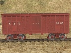 Boxcar 1005, red